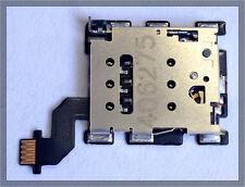 Genuine HTC One M8 Sim Tray Card Reader Holder Flex Cable