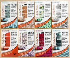 19 Sally Hansen Nail Product-10 packs of polish strips + 3 packs of Nail Art Kit
