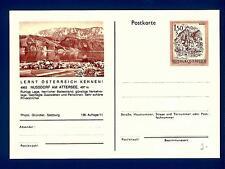 AUSTRIA - Cart. Post. - 1975 - 1,50 S - 4865 Nussdorf am Atter - 136. Auflage/11