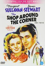SHOP AROUND THE CORNER - Region 2 Compatible DVD (UK seller!!!) Margaret NEW