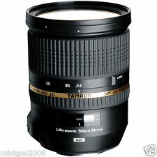 NEW TAMRON SP 24-70mm F2.8 Di VC USD (24-70 mm F/2.8) Model A007 for Canon*Offer