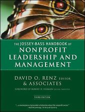 The Jossey-Bass Handbook of Nonprofit Leadership and Management (Essential Texts