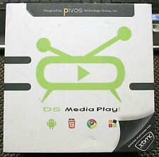 DEFECTIVE - PIVOS XIOS DS MEDIA PLAY (XBMC) - PTGMCXDALU-US