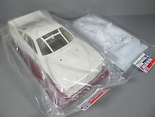 NEW Tamiya Lancia 037 rally body set # 84355 with Rally Car Cockpit set 54491