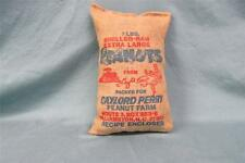 Rare group of three Gaylord Perry peanut bags with his picture on them!