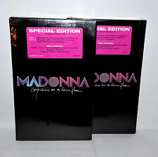 Madonna CONFESSIONS COADF LIMITED SPECIAL EDITION CD BOX SET NEW SEALED