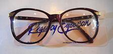 Vintage Regency Eyewear by Tart Optical UX-9 Burg. Prl. 57/17 Eyeglass Frame NOS