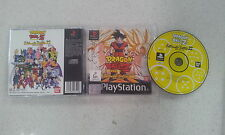 Dragon Ball Z Ultimate Battle 22 Sony PlayStation PS1