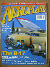 AEROPLANE MONTHLY MAGAZINE FEBRUARY 2000