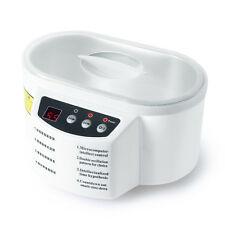 30W/50W Mini Ultrasonic Cleaner for Jewelry Glasses Circuit Board Watch CD Lens