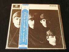 With The Beatles  - Japan Audiophile MONO LP - SEALED With Obi!