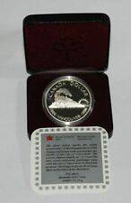 1886-1986  Canada Silver Dollar Proof Coin