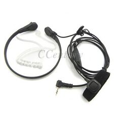 1 Pin 2.5mm FBI Security Throat MIC Earpiece Headset for Motorola Radio T5200