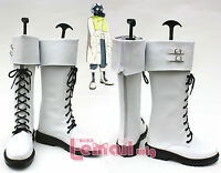 DMMD Dramatical Murder Clear Anime Cosplay Shoes Boots Customized Size Any Size
