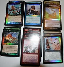 4x 55 card with FOILS complete Magic the Gathering Apocalypse common set