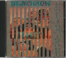 Deathrow - Deception Ignored CD - KREATOR DESTRUCTION SODOM GRINDER ASSASSIN