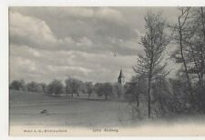 Switzerland, Kilchberg 1910 Postcard, B203