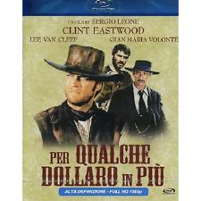 Blu-ray *** PER QUALCHE DOLLARO IN PIU' *** sigillato
