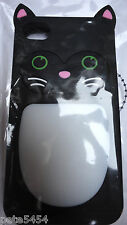 Cat Soft Cover Case Protector Skin for Apple iPhone 4 iPhone 4S