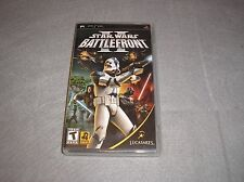 Star Wars Battlefront II for PSP Playstation Portable COMPLETE TESTED & WORKING