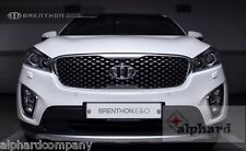 BRENTHON Black Emblem Front & Rear 2pcs Set for 2016 2017 KIA SORENTO