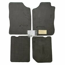 1996-2002 Genuine Toyota 4Runner Carpet Floor Mats Charcoal Gray PT206-89010-11