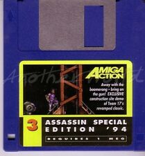 Amiga Action - Magazine Coverdisk - Assassin Spedial Edition Demo