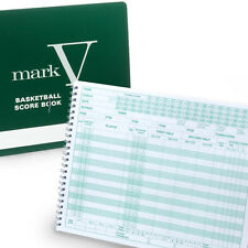"Mark V Basketball Scorebook - 8 1/2"" x 11"""