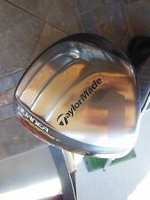 "TaylorMade Burner Superfast 10.5* Driver +1"" MATRIX OZIK 4.8 graphite Stiff"