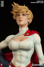 Sideshow Exclusive Power Girl Premium Format Figure DC Comics Statue