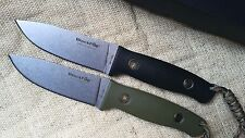 BlackFox BF-710,D2 Blade 2 colord Handle Fixed Blade Knife,Outdoor Survival Tool