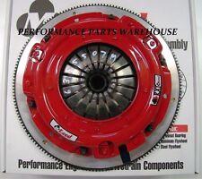 McLEOD RXT 1000-HP TWIN DISC CLUTCH & 8-BOLT ALUMINUM FLY - LSX 376 454 LSA SWAP