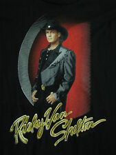 RICKY VAN SHELTON Official ©1990 XL Country T-shirt - UNWORN, UNWASHED