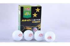 Double Fish 2 Star Cell-Free 40+ Table Tennis Ball