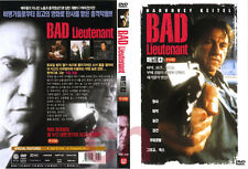 Bad Lieutenant (1992) - Abel Ferrara, Harvey Keitel, Victor Argo  DVD NEW