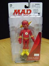 MAD Just-Us League ALFRED E NEUMAN THE FLASH SERIES 2 Figure