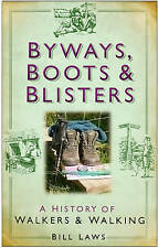 Laws-Byways  Boots And Blisters  BOOKH NEW