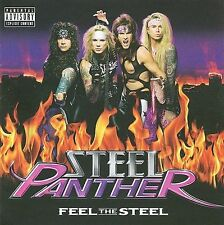 Steel Panther-Feel the Steel  (US IMPORT)  CD NEW