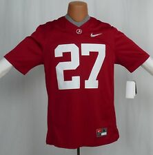 NEW NIKE ALABAMA CRIMSON TIDE # 27 LIMITED CFP FOOTBALL JERSEY SIZE MEDIUM