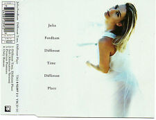 JULIA FORDHAM Different Time Different Place CD 4 Track Part 1 B/w Safe, Promise