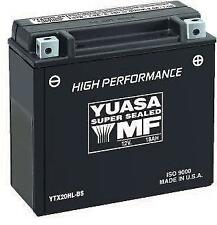 Yuasa High Performance Maintenance Free Battery YUAM6219BL