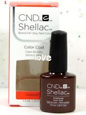 CND Shellac UV Gel Nail Polish Base Top Coat /Brand New Gel Color #3- Choose Any