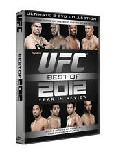 Brand New & Sealed UFC Best of 2012: The Year In Review DVD (2 Discs)