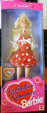 Valentine romance barbie 1996 #16059 Special Edition NRFB