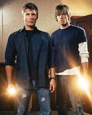 * SUPERNATURAL *  (* Dean & Sam *) Jensen Ackles & Jared Padalecki 8x10 Print *b