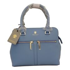 Modalu Lavender Blue Mini Pippa Hand/Grab Bag - ''Pippa' - RRP £220 - NEW