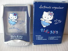 SANRIO HELLO KITTY ELECTRONIC ORGANIZER NEW IN BOX 1976/2002