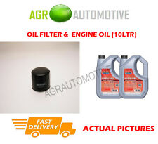 DIESEL OIL FILTER + FS 5W40 ENGINE OIL FOR ROVER 620 2.0 105 BHP 1994-99