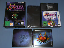Zelda Majora´s Mask Edicion Limitada Limited Edition Nitendo 3DS Nuevo New