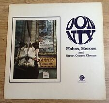 "33 tours US Don Nix ""Hobos, heroes and street corner clowns"" folk rock 1973"